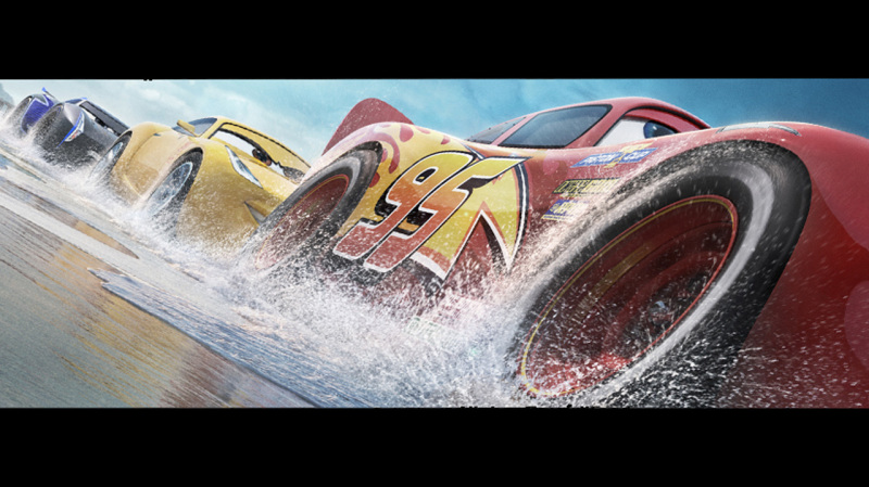 "Disney·Pixar's ""Cars 3"" Tour Plans a Pit Stop at Disney Springs"