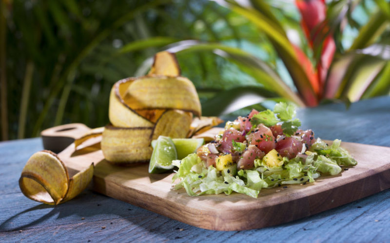 Unique Island Inspired Food Coming to Volcano Bay