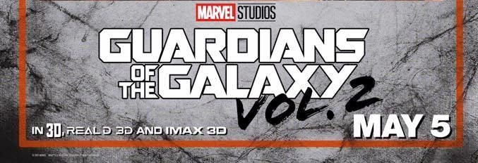 Guardians of the Galaxy Vol.2 New Character Posters