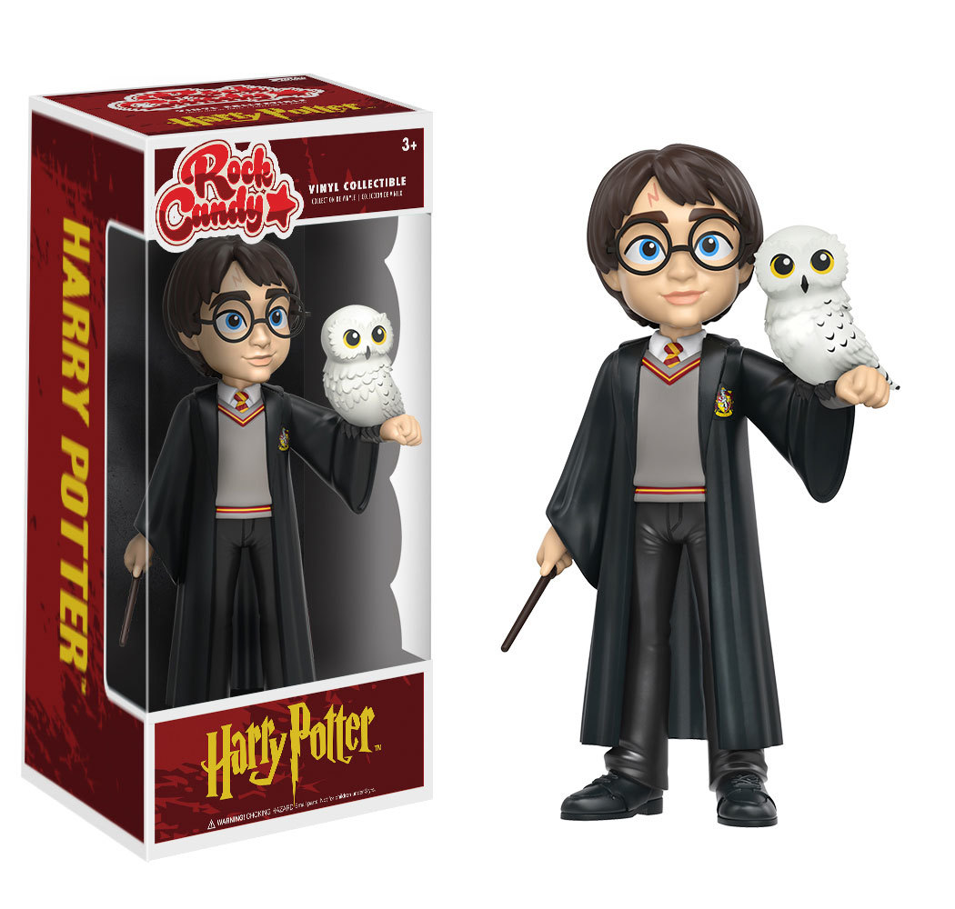 Coming Soon: Rock Candy Harry Potter