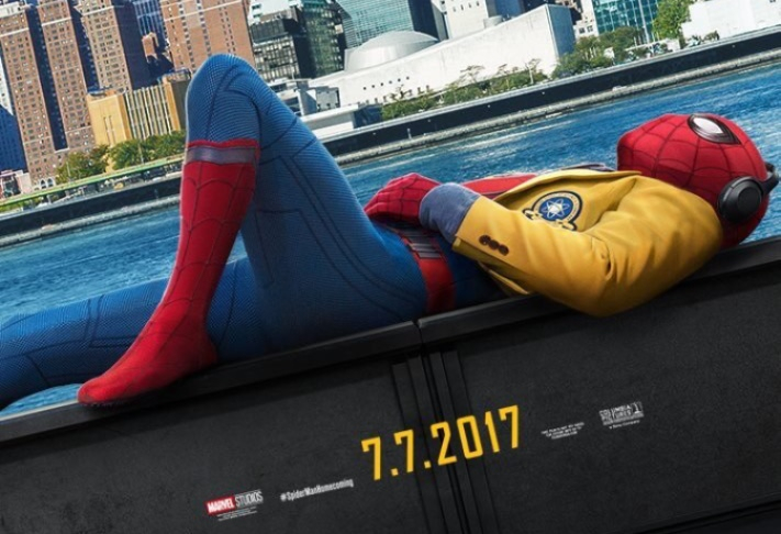 New Spider-Man Homecoming Official Trailer #2
