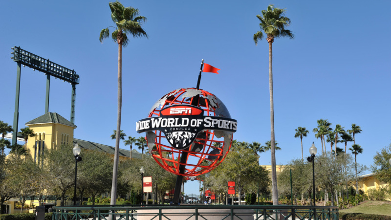 20th Anniversary of ESPN Wide World of Sports Complex