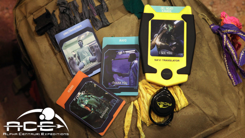 Countdown to Pandora – The World of Avatar Continues with First Look at Na'vi Translator Device