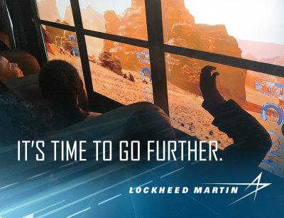 Lockheed Martin presents the Mars Experience