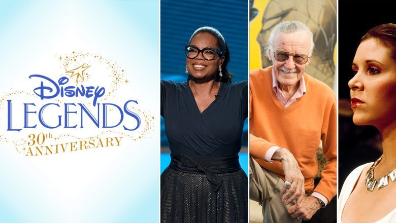 The Nine New Disney Legends Who Will Be Honored at D23 Expo