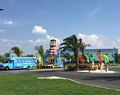 LEGOLAND Beach Retreat NOW OPEN at LEGOLAND Florida Resort