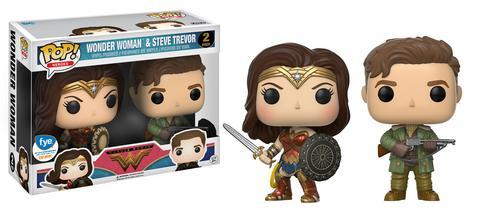Coming Soon: Wonder Woman Funko Exclusives