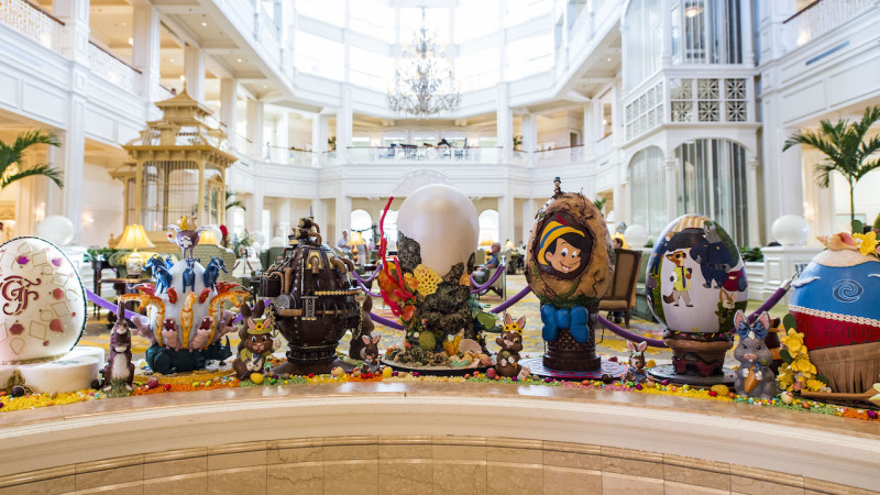 Easter Treats at Walt Disney World