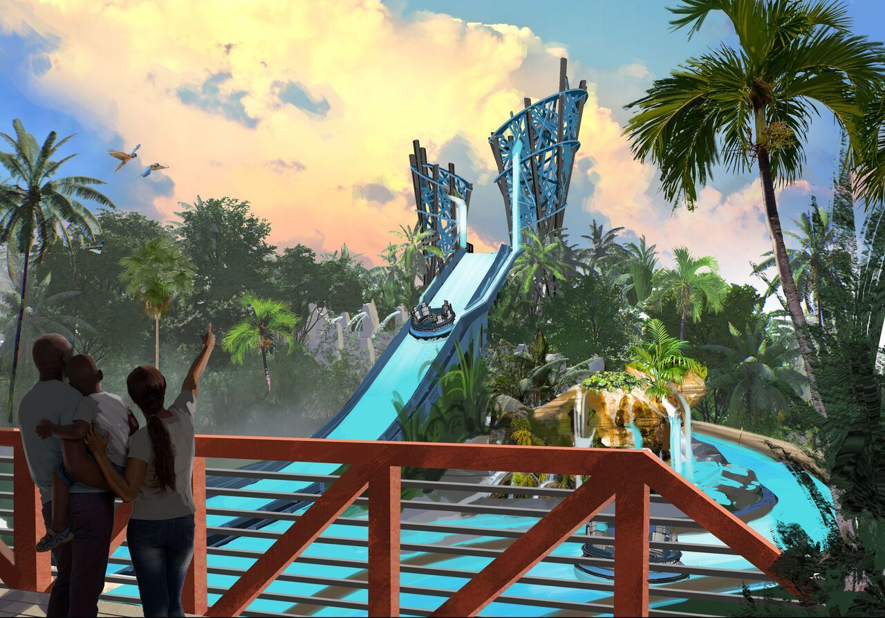 SeaWorld Orlando Announces What's Next!