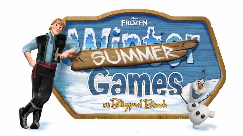 Frozen Summer Games Coming to Disney's Blizzard Beach