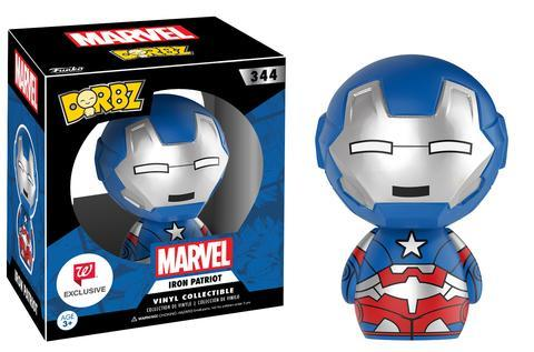 Coming Soon to Walgreens: Iron Patriot & Compound Hulk Dorbz