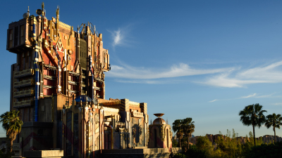 Collector's Fortress Revealed at Disney California Adventure Park