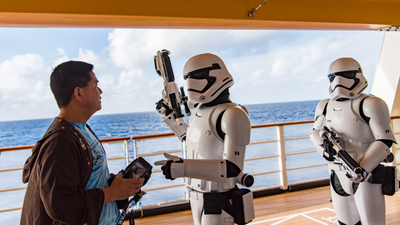 Star Wars Day at Sea Returning in 2018