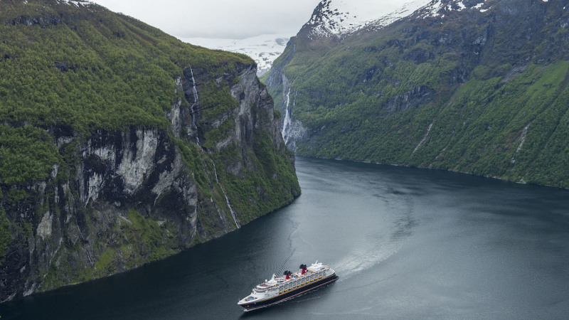 'Frozen' Festivities, Viking Ventures and the Great Outdoors in Norway with Disney Cruise Line