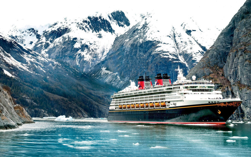 Travel & Leisure Names Disney Cruise Line 'Best Cruise for Families'