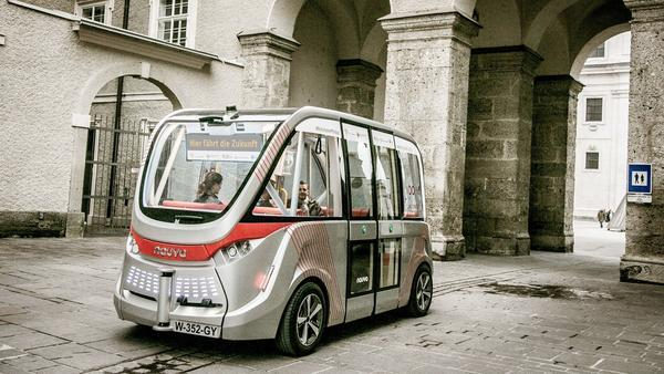 Walt Disney World plans to deploy driverless shuttles in Florida