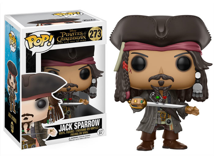 Pirates of the Caribbean Pops! Coming Soon