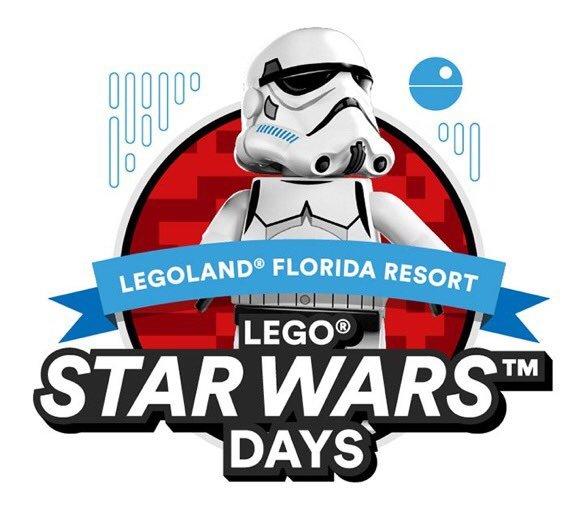 LEGO Star Wars Days at LEGOLAND Florida Resort