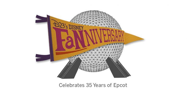 D23's Fanniversary Celebrates 35 Years of Epcot