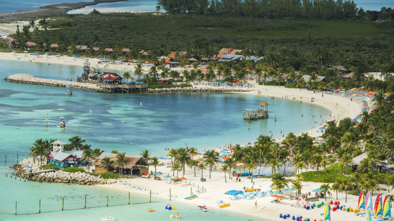 Two Stops at Castaway Cay are Back