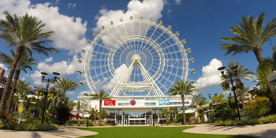What's Going On! May at Orlando Eye, Madame Tussauds Orlando & SEA LIFE Orlando