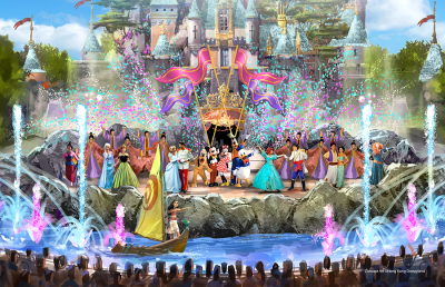 Frozen, Marvel and More Coming to Hong Kong Disneyland