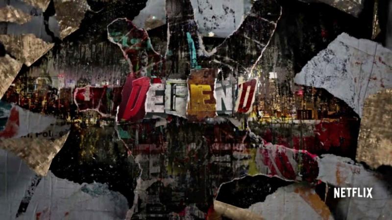 'The Defenders' Trailer