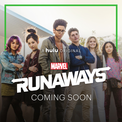"""Marvel's Runaways"" Reveals First Cast Image"