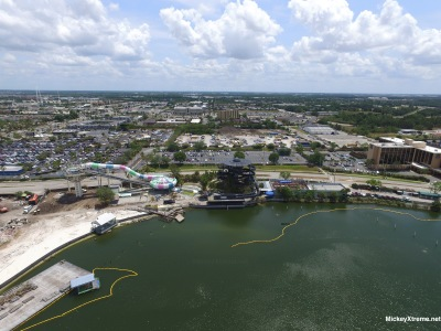 Wet n' Wild Demolition Aerials