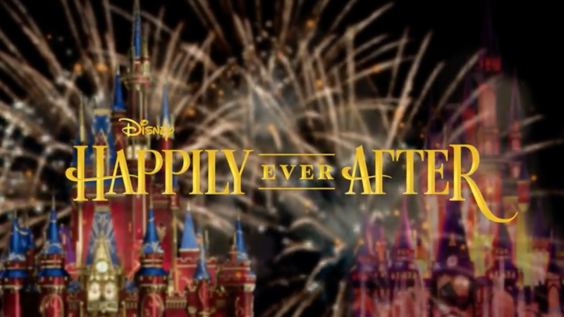"""""""Happily Ever After"""" T-Shirts Now Available from The Disney Store"""