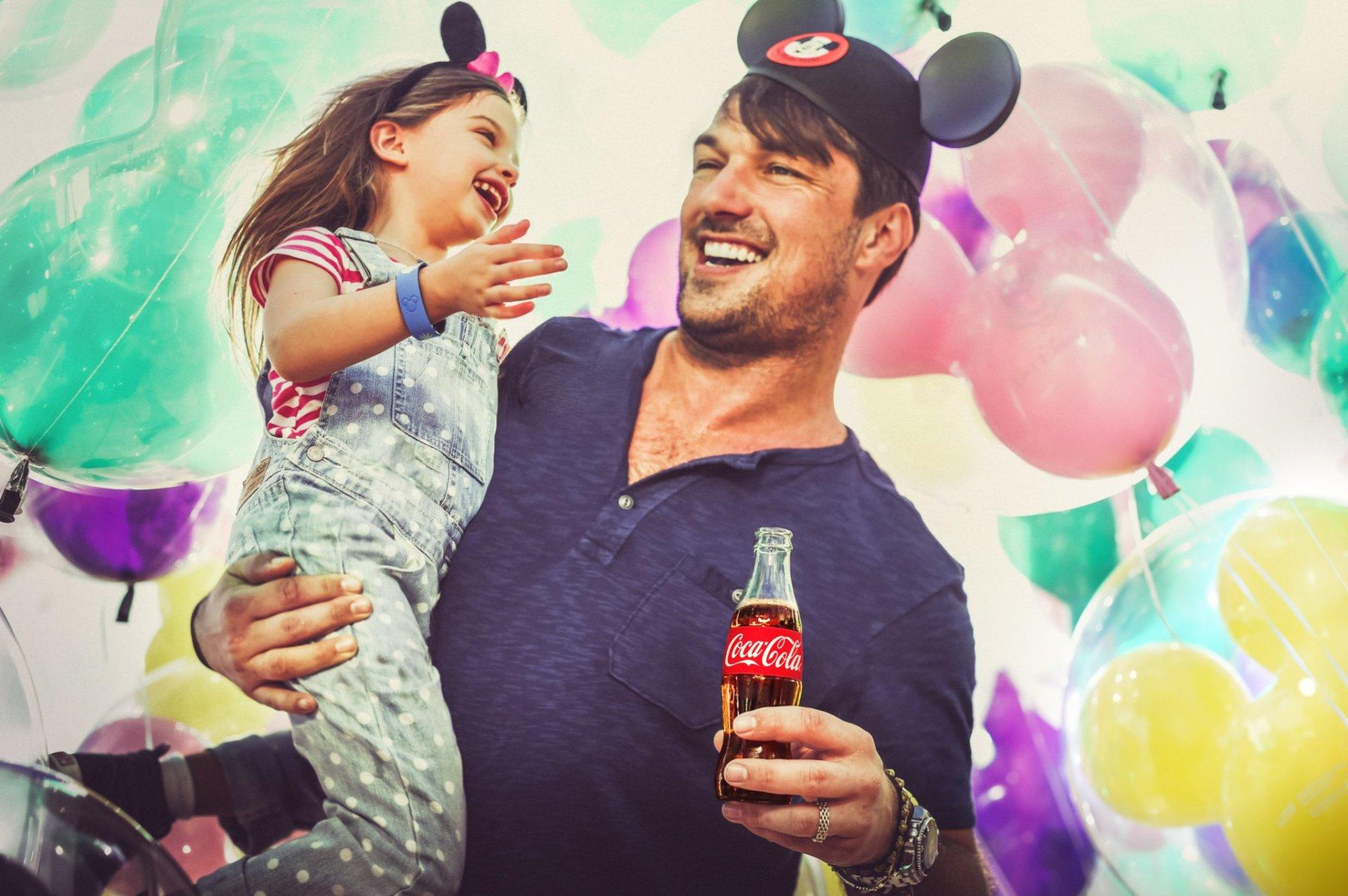 'Have a Coke Day' Celebrates at Disney Parks