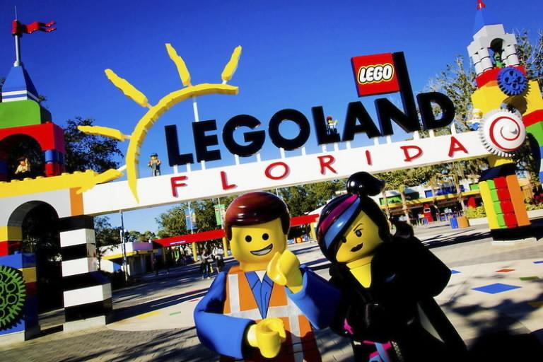 Dad's Go Free to LEGOLAND Florida Now through Father's Day