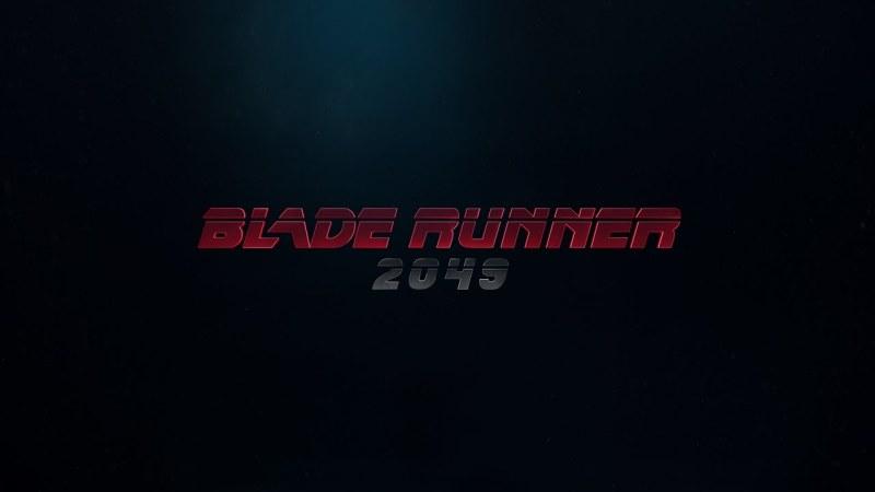 Blade Runner 2019 Official Trailer