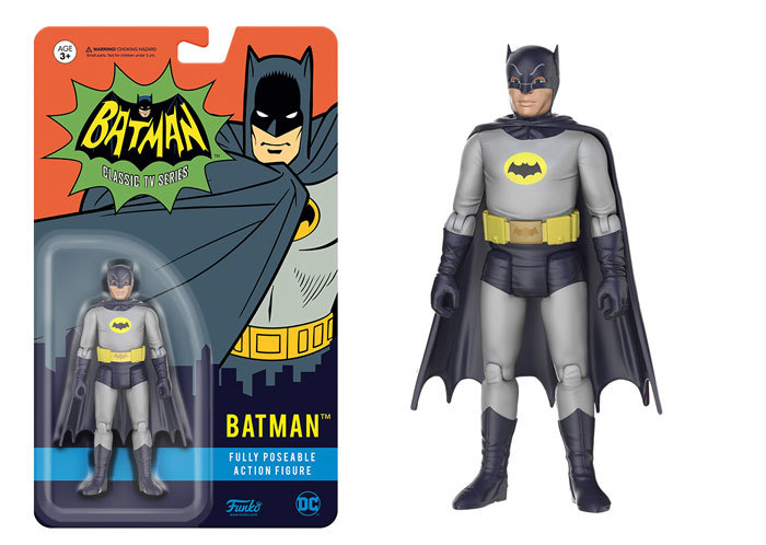 Coming Soon: DC Heroes Action Figures by Funko