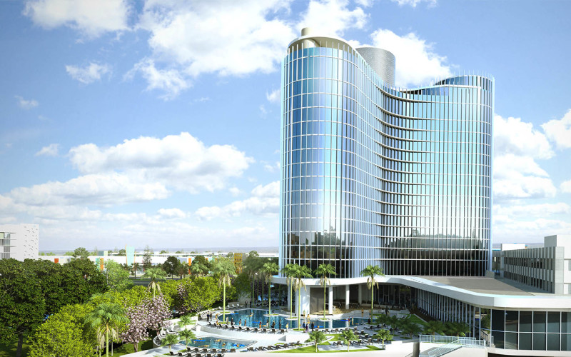Universal's Aventura Hotel Now Booking