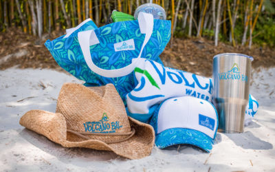 New Merchandise at Universal's Volcano Bay