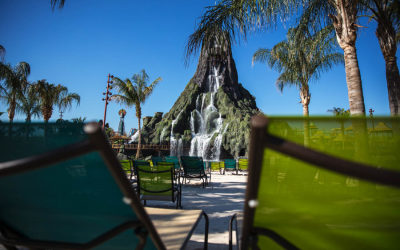 Sneak Peek Inside Universal's Volcano Bay