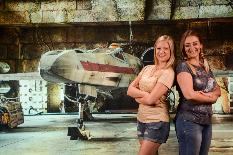 Show Your Tren-D Style at the Disney PhotoPass Studio at Disney Springs