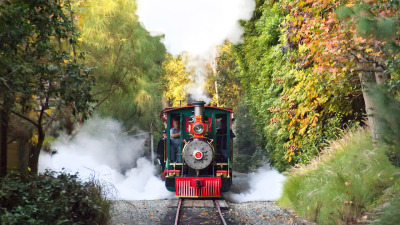 Disneyland Railroad and Rivers of America Attractions Return to Disneyland Park this Summer