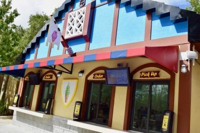 Kingdom Cones Opens at LEGOLAND Florida