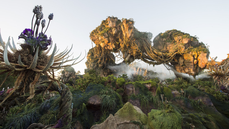 #DisneyParksLIVE Will Stream Pandora – The World of Avatar Dedication Live May 24 at 9:25 a.m. ET
