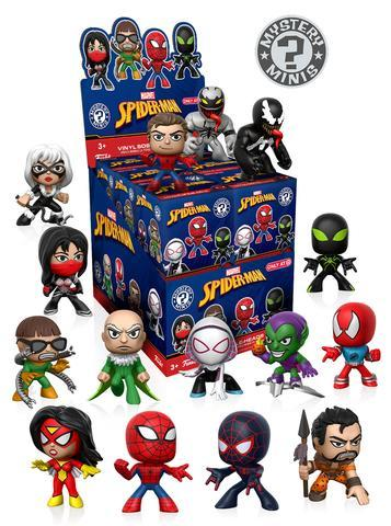 Classic Spider-Man Mystery Minis Coming Soon