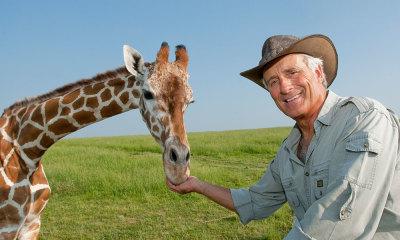 """Jungle Jack"" Hanna Returns to Busch Gardens Tampa"