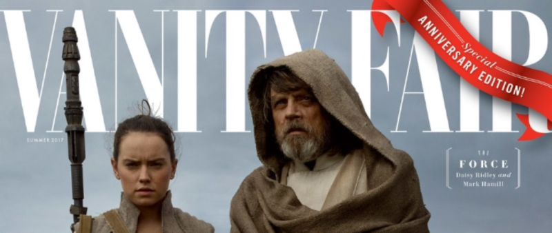 The Cast of 'Star Wars: The Last Jedi' on Four Vanity Fair Covers