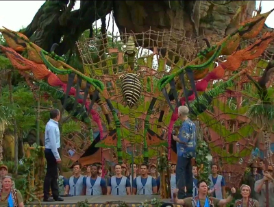 Dedication of Pandora – The World of Avatar