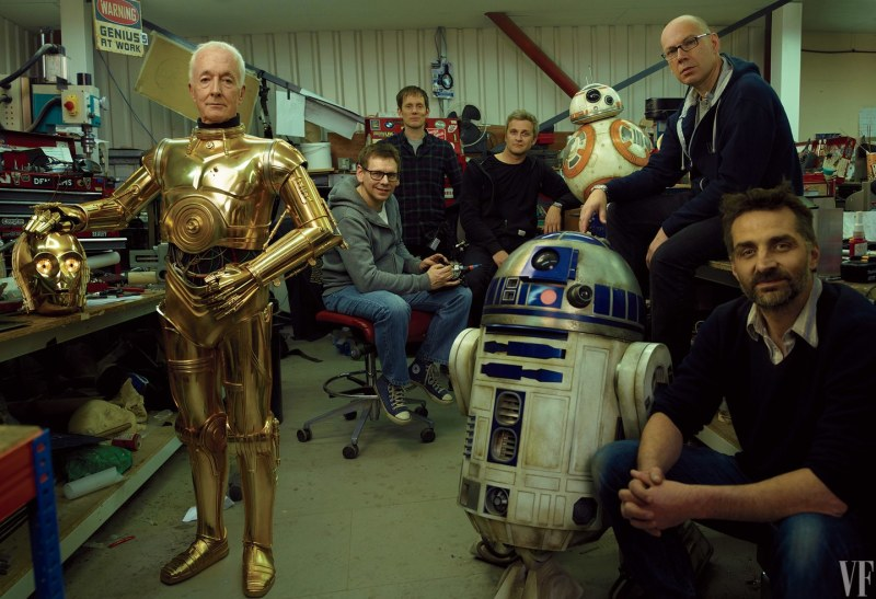 More Stunning Portraits of Star Wars: The Last Jedi