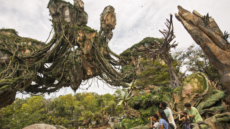 Disney Parks to Commit up to $1 Million for Animal Habitat Restoration to Celebrate the Opening of P