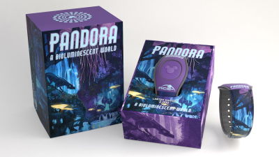 New MagicBand 2 Designs Exclusively for Pandora – The World of Avatar