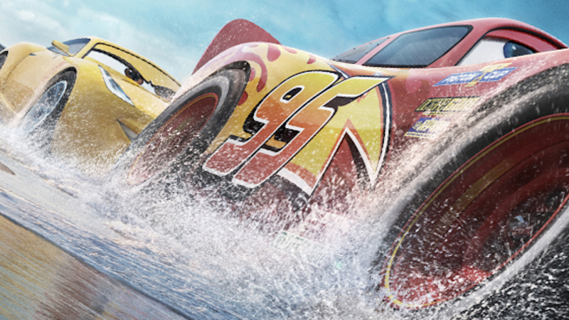 Catch a Sneak Peek of Disney·Pixar's 'Cars 3' Now at Disney Parks
