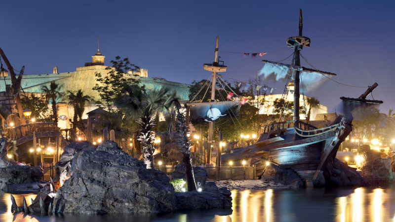 13 Ways to Celebrate Pirates of the Caribbean at Disney Parks
